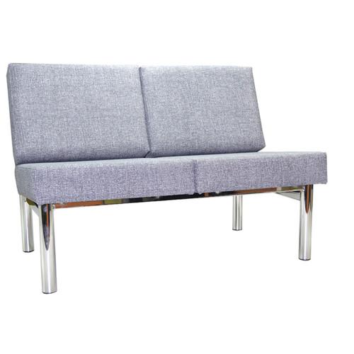 Lounge - Chrome Round